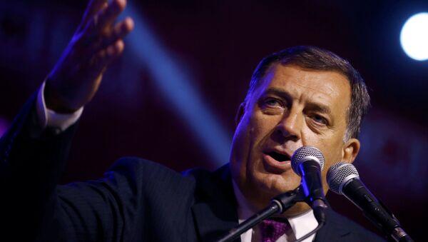 Milorad Dodik - Sputnik France