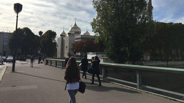 Année croisée touristique franco-russe, impulsion à la collaboration culturelle - Sputnik France