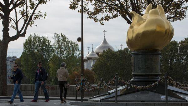 Centre spirituel et culturel orthodoxe russe de Paris - Sputnik France