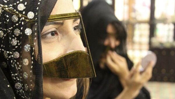 Traditional women's wear in the UAE. - Sputnik France