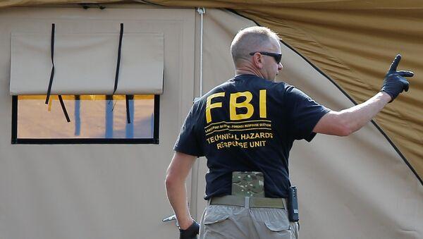 Un agent du FBI - Sputnik France