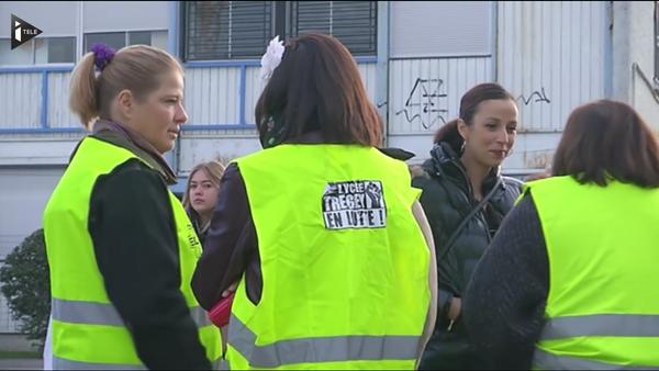 Les agressions contre les enseignants se multiplient en France - Sputnik France