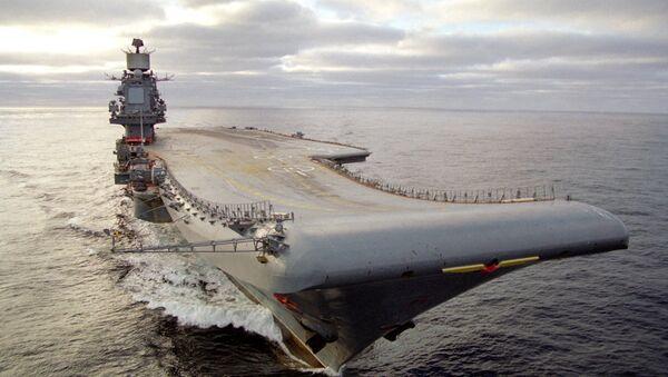 Amiral Kouznetsov - Sputnik France