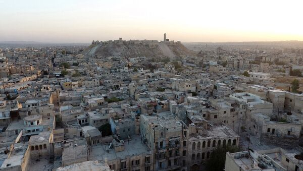 Situación en Alepo, Siria - Sputnik France