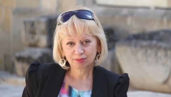 Rossiya Segodnya International Information Agency's employee Ella Taranova. (File) - Sputnik France