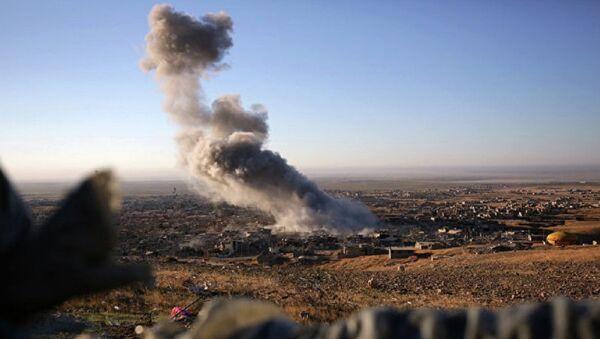US-Led Coalition Denies Involvement in Daquq Airstrikes Against Civilians - Sputnik France