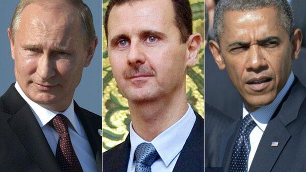 Le meurtre de Bachar el-Assad au programme du Congrès US - Sputnik France