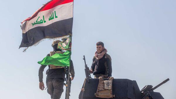 Soldats de l'armée irakienne - Sputnik France