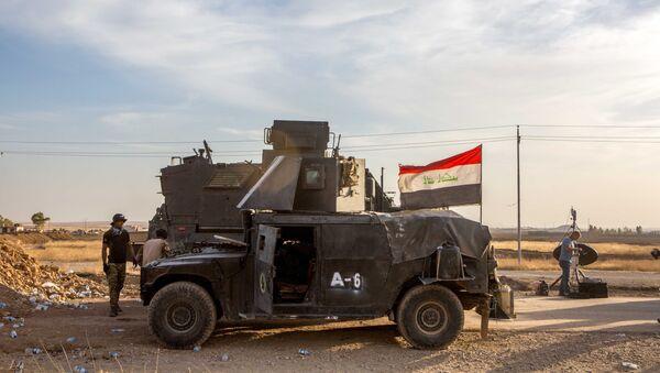 L'armée irakienne reprend les dernières positions de Daech au nord de Bagdad (vidéo) - Sputnik France