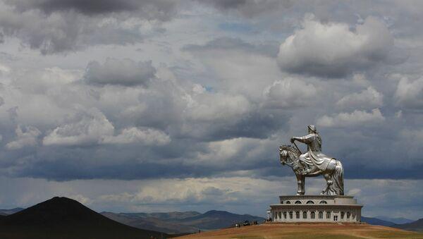 Туристический комплекс Статуя Чингисхана - Sputnik France