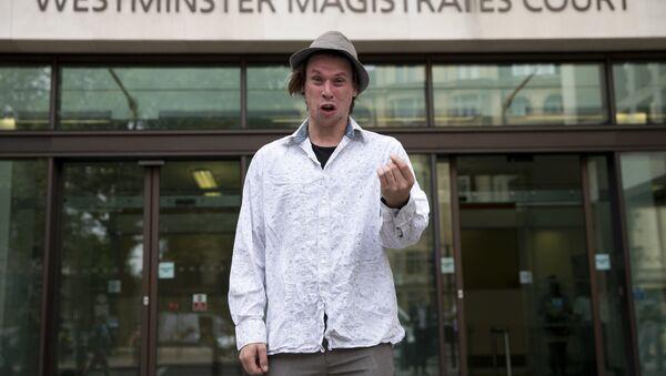 Extradition de Lauri Love: «Je crains pour ma vie», confie le hacker britannique à Sputnik - Sputnik France