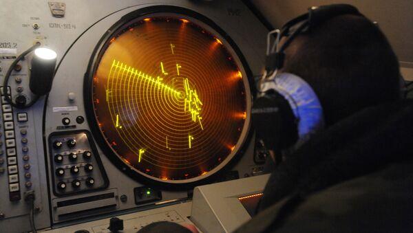 Données radar - Sputnik France