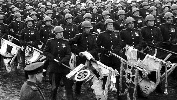 La Parade de la Victoire du 24 juin 1945 - Sputnik France