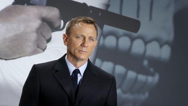 Daniel Craig, acteur de James Bonde  - Sputnik France