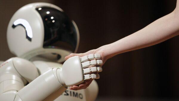 Robot ASIMO - Sputnik France