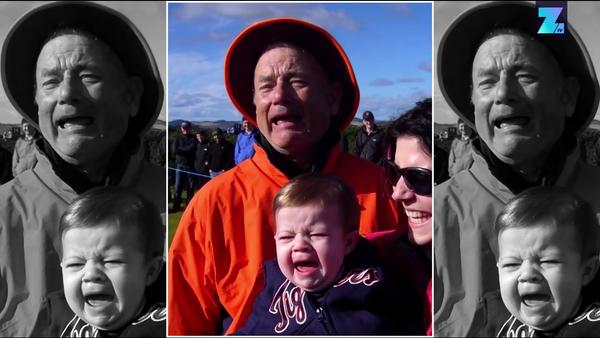 Tom Hanks qui fait feinte d'être Bill Murray - Sputnik France