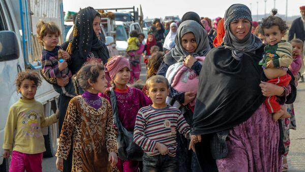 Refugees from Mosul - Sputnik France