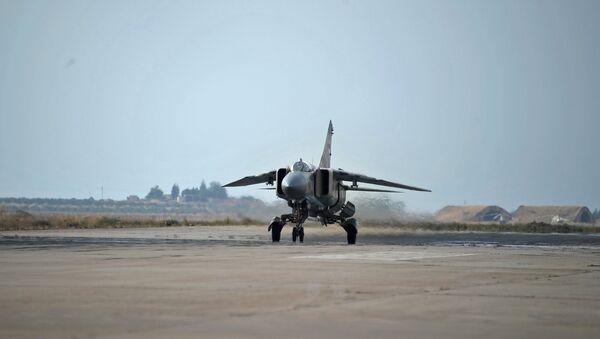 Un MiG-23 syrien - Sputnik France