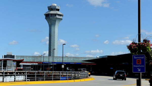 l'aéroport international O'Hare de Chicago - Sputnik France