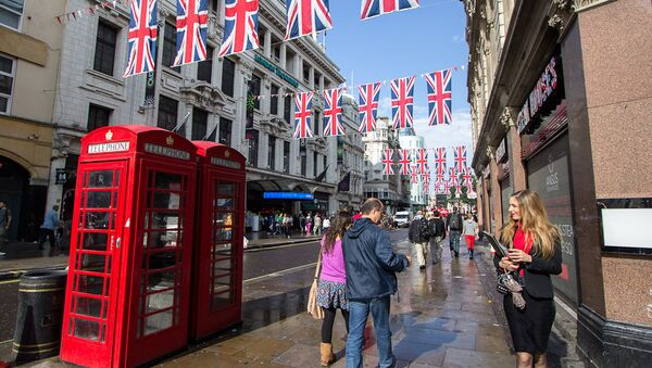 Piccadilly Circus, London, England - Sputnik France