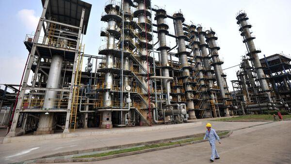 La raffinerie de pétrole chinoise - Sputnik France