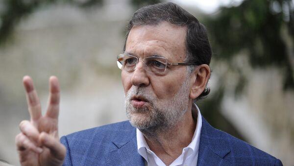 Mariano Rajoy, il primo ministro della Spagna - Sputnik France