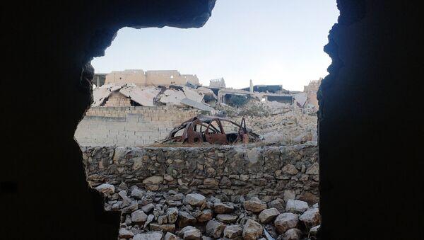 La ville syrienne d'Alep - Sputnik France