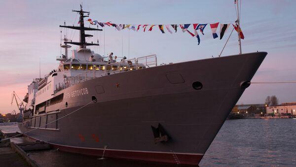 Les navires militaires et les sous-marins russes les plus célèbres - Sputnik France