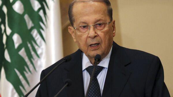 Michel Aoun   - Sputnik France