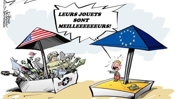 Quels intérêts l'armée européenne servira-t-elle? - Sputnik France