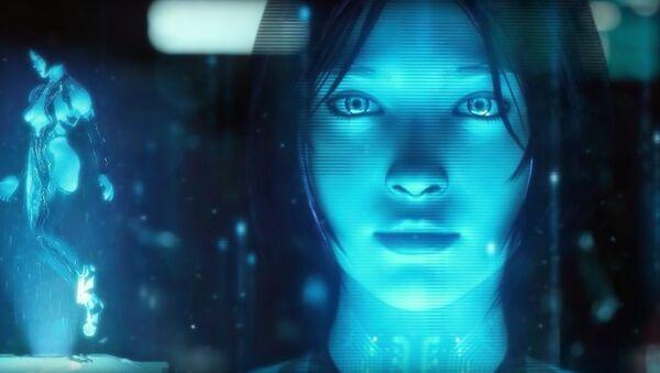 Cortana - Sputnik France