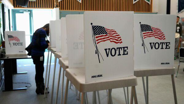 élections aux USA (image d'archive) - Sputnik France