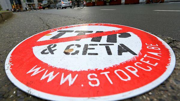 CETA - Sputnik France