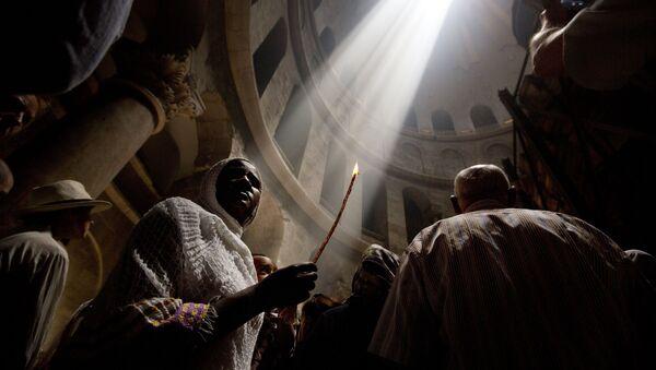 l'église du Saint Sépulcre à Jérusalem - Sputnik France