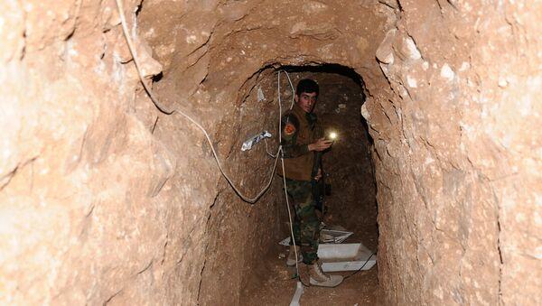 Tunnel souterrain - Sputnik France