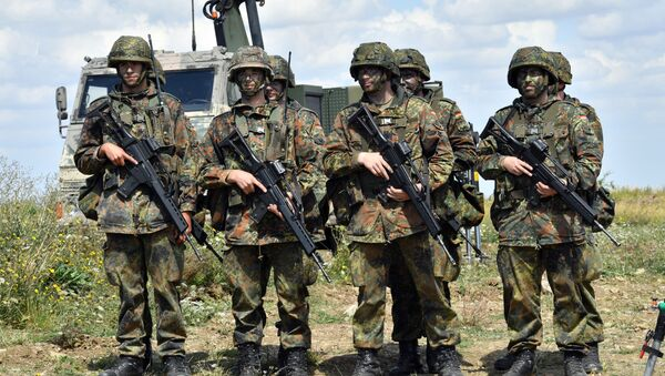 Des soldats de la Bundeswehr - Sputnik France