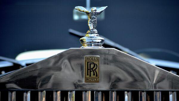 Une Rolls Royce - Sputnik France