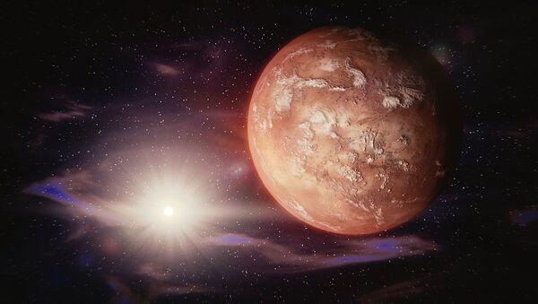 Bientôt des pommes de terre en provenance de Mars? - Sputnik France