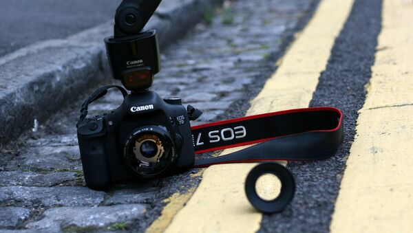 caméra cassée - Sputnik France
