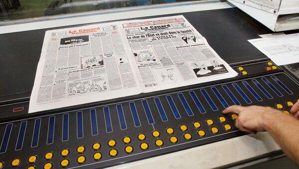 Le Canard Enchaîné a 100 ans - Sputnik France