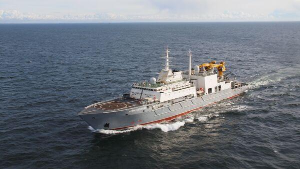 Ce « Delphin Dauphin » russe qui sauve les sous-marins en détresse - Sputnik France