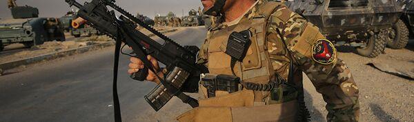 Les militaires irakiens près de Mossoul - Sputnik France