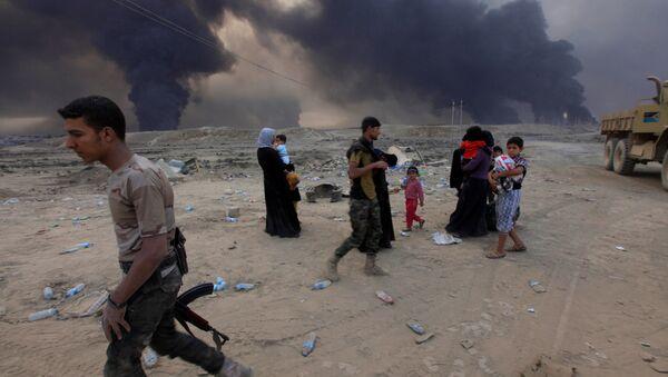 Situation à la ville irakienne de Mossoul - Sputnik France