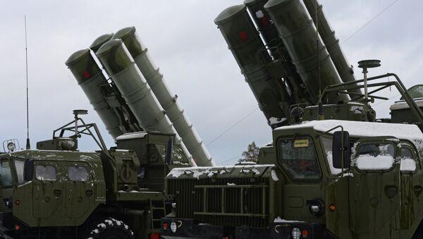 Système antimissile russe - Sputnik France