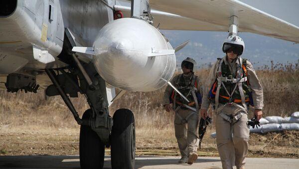 Des militaires russes - Sputnik France