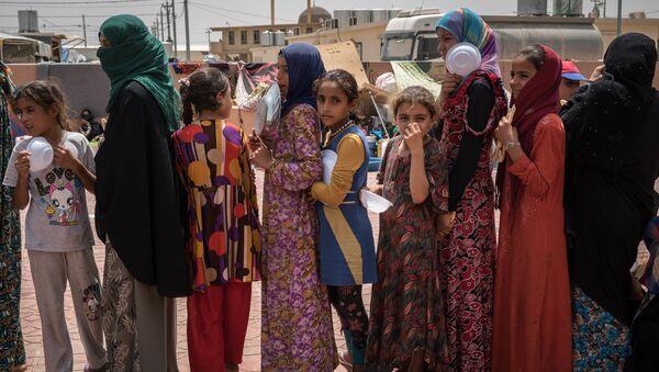 Les enfants irakiens - Sputnik France
