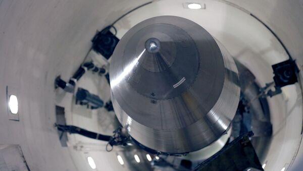 Missile nucléaire - Sputnik France
