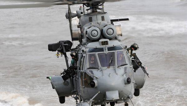 L'hélicoptère à portance moyenne H225M d'Airbus - Sputnik France