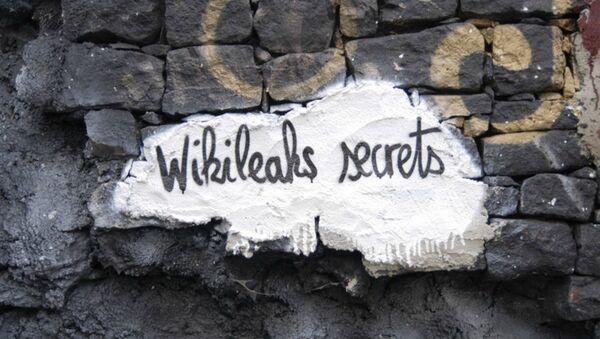 Wikileaks - Sputnik France