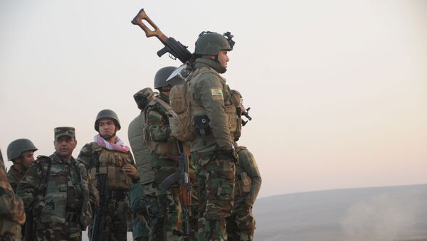 L'armée irakienne entre à Mossoul-Ouest - Sputnik France